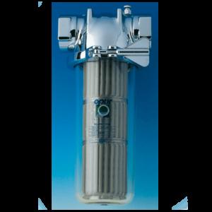 Standard Opür Filters Inox Steel Cartridge from 25µ/60µ to 1000µ - AqaLight Water Purifiers Milan and Monza