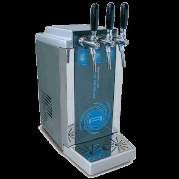 Frigo Erogatori Gasatori per Uso Professionale Refrigeratore Atlantis Soprabanco/Sottobanco - AqaLight Depuratori Acqua Milano e Monza