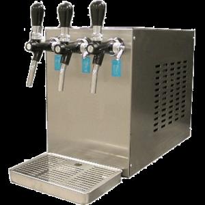 Frigo Erogatori Gasatori per Uso Professionale Refrigeratore Refriger Soprabanco/Sottobanco - AqaLight Depuratori Acqua Milano e Monza