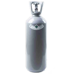 Ricambi Frigo Erogatori Gasatori Bombola CO2 Ricaricabile Completa di Valvola Residuale 460mm - AqaLight Depuratori Acqua Milano e Monza