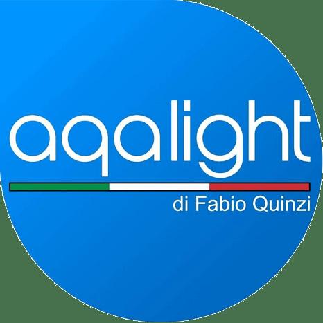 Nuovo Logo AqaLight Depuratori Purificatori Osmosi Acqua Milano e Monza